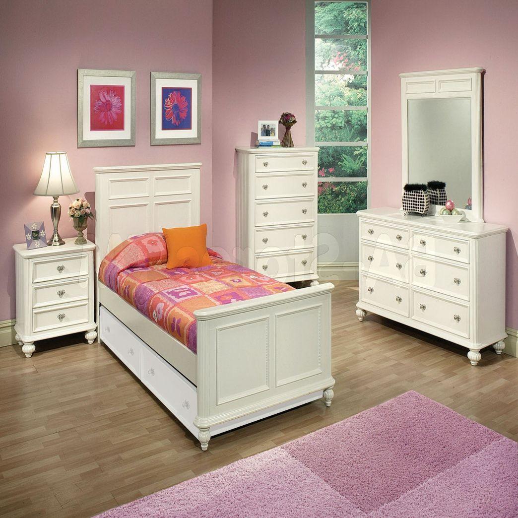 White Bedroom Furniture for Girls Cheap Bedroom Makeover