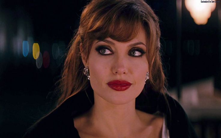 """Actress of Salt 'and"""" The Tourist, Angelina Jolie age,"""