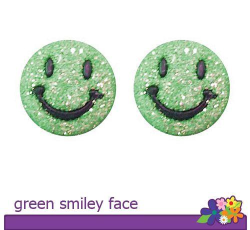 Hopeez™ Light Green Smiley Face    $10.00