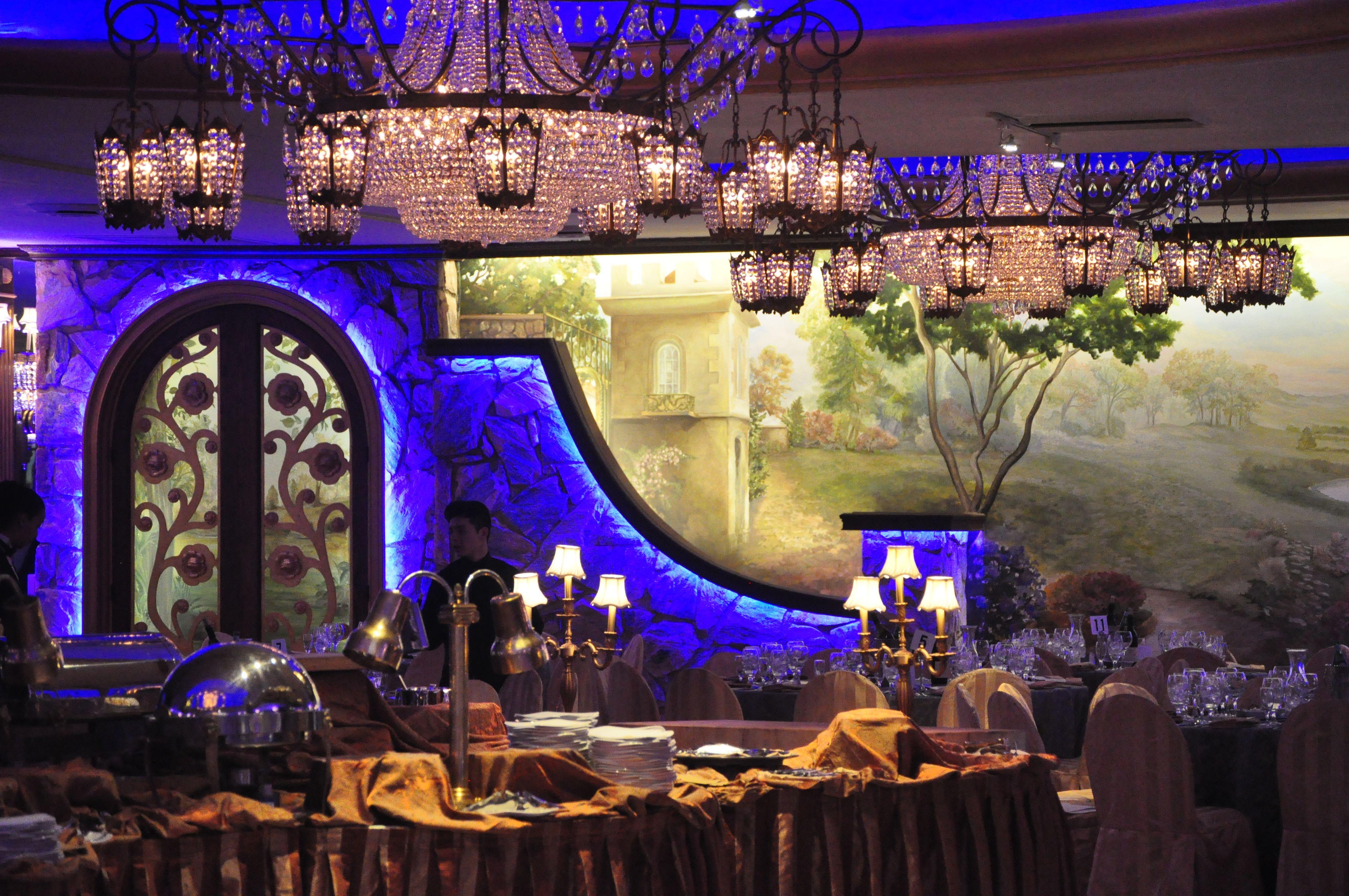 Tiffany & Crystal Room wedding topweddinvenue Wedding