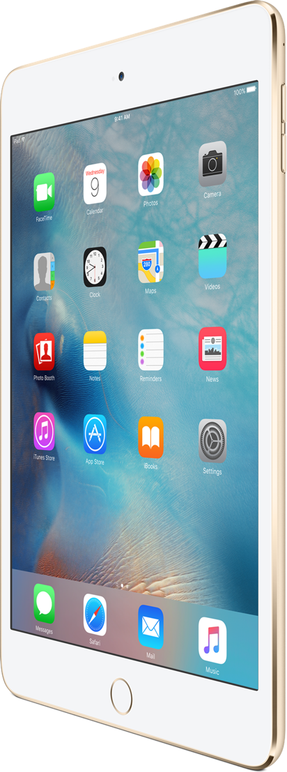 Ipad Mini 4 Wi Fi 64gb Gold Ipad Mini Apple Ipad Mini Travel Iphone