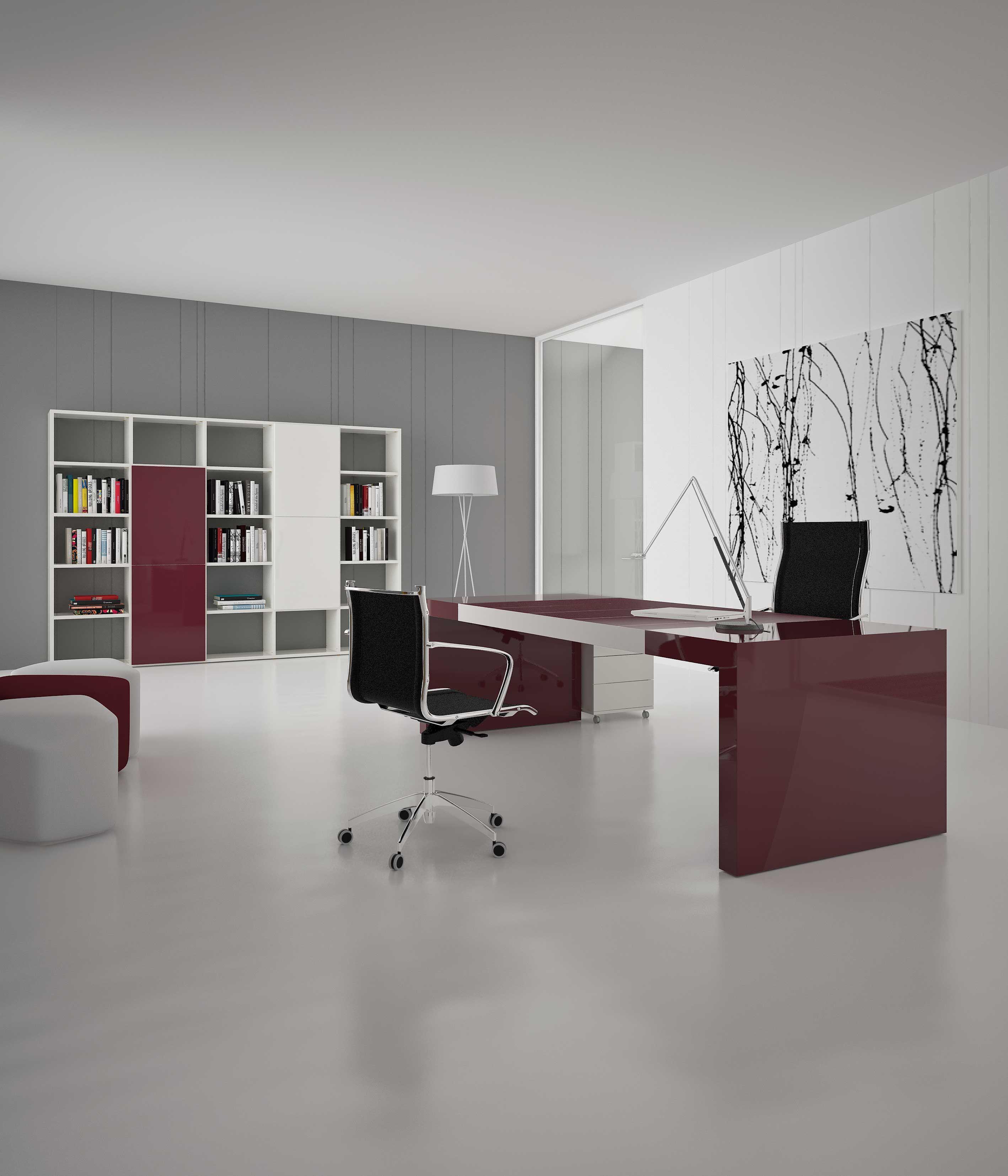 Executive Office Desk, Home Decor, Furniture