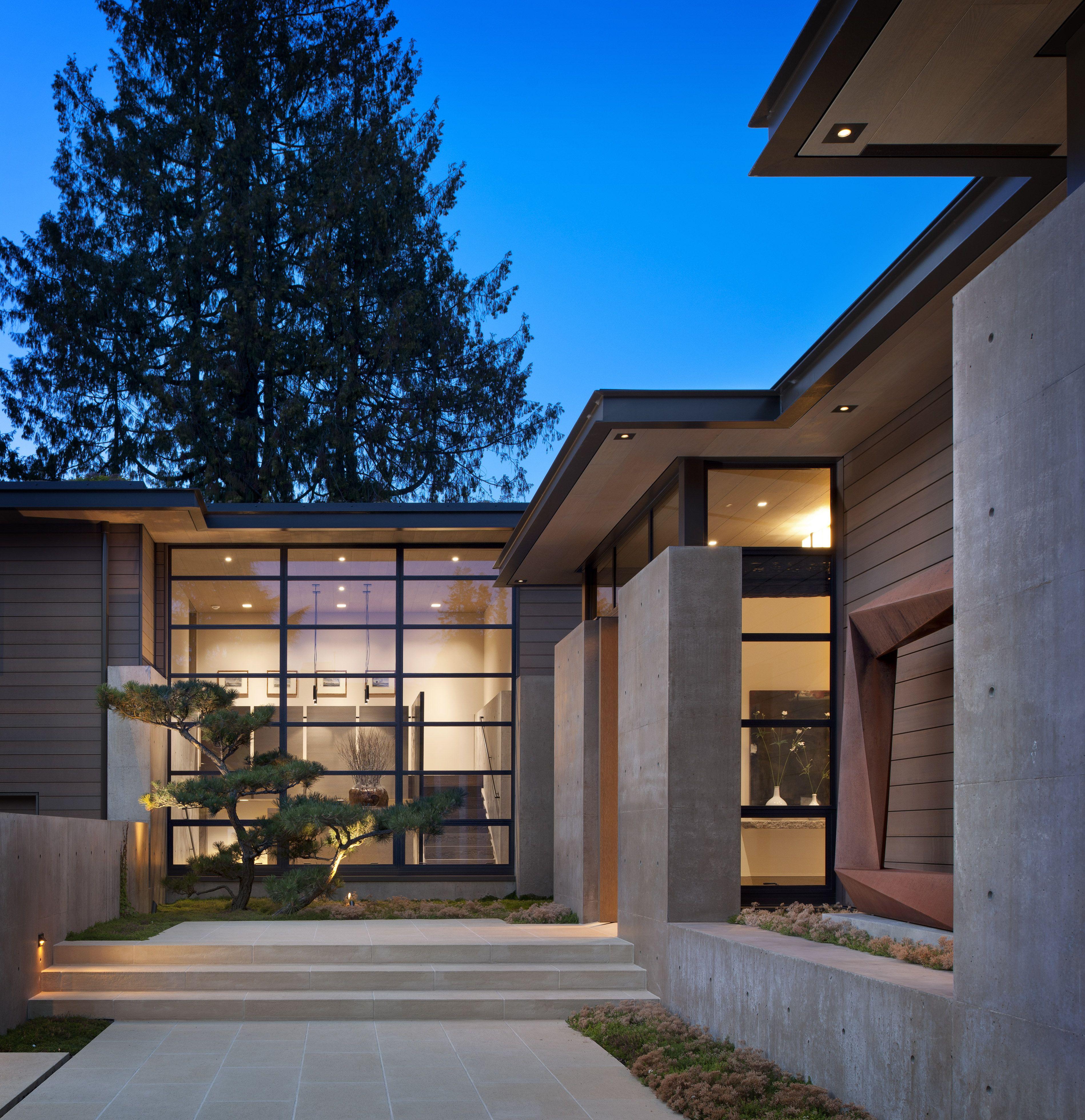 Washington park residence conard romano architects a - Architecture contemporaine residence parks ...