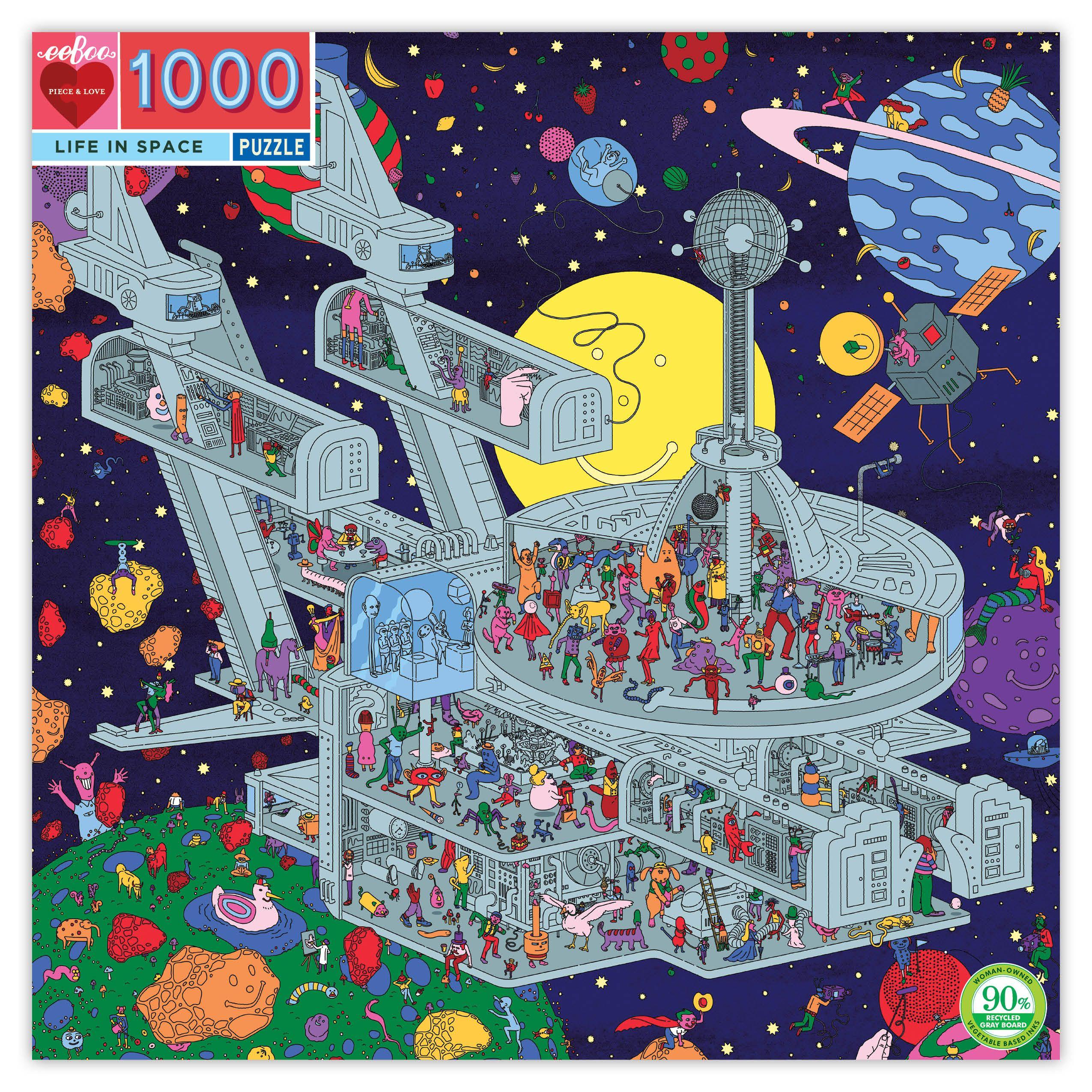 54 Best eeBoo Jigsaw Puzzles #pieceandlove images | Jigsaw puzzles ...