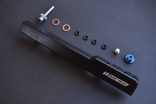 Engineering Racing CAR Fuel Rail Kit For Honda ACURA RSX INTEGRA DC5 Type-R K20