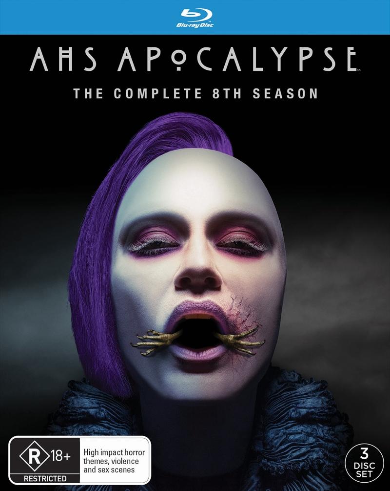 American Horror Story Season 8 Apocalypse Sanity Exclusive American Horror Story Seasons American Horror American Horror Story
