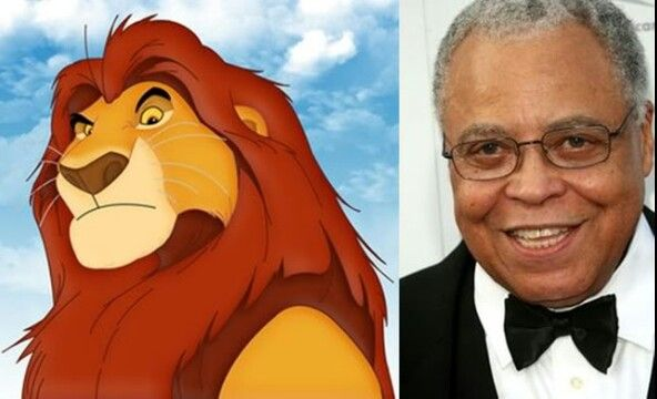 Image result for mufasa james earl jones