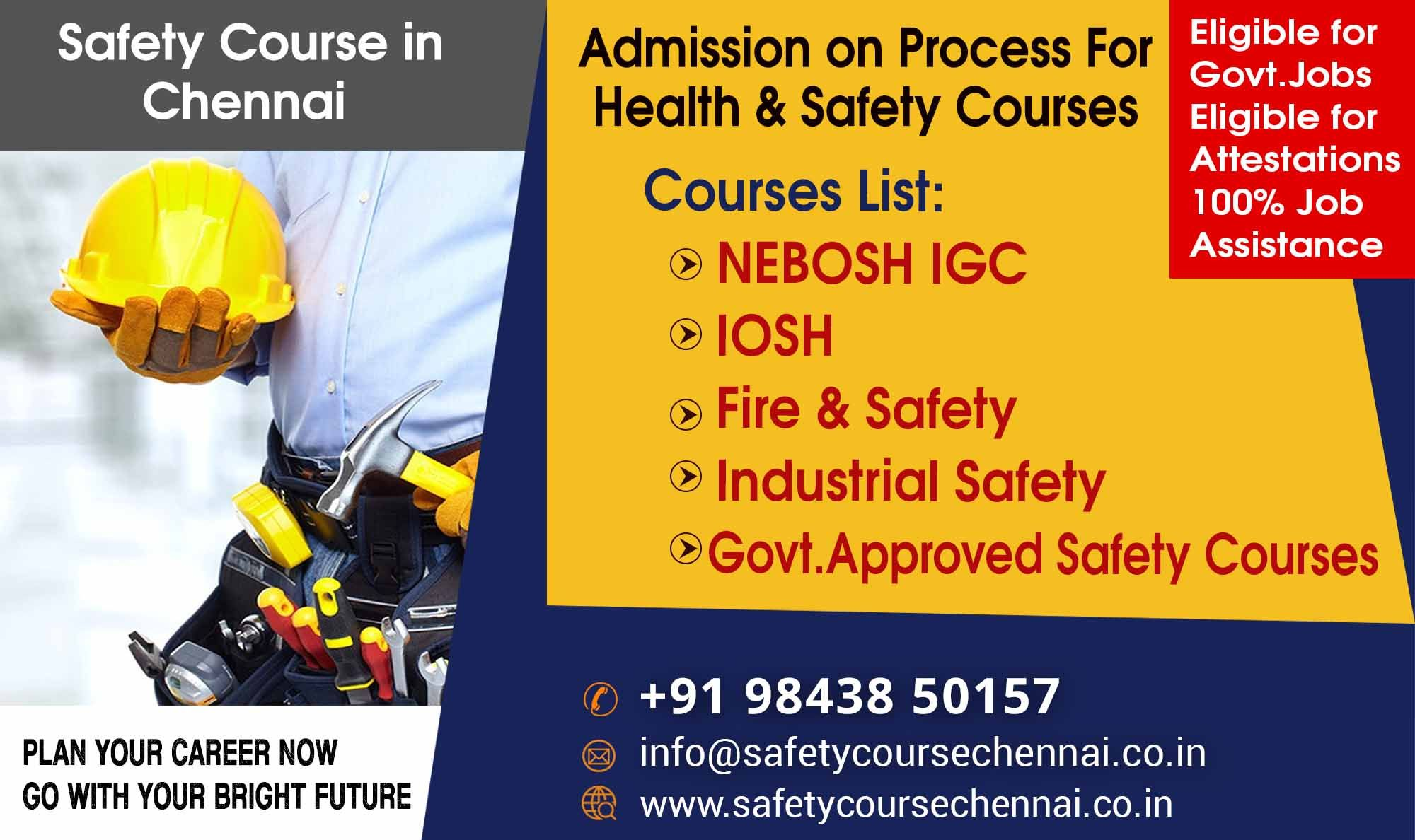 Fire and Safety Course in Chennai (With images) Safety