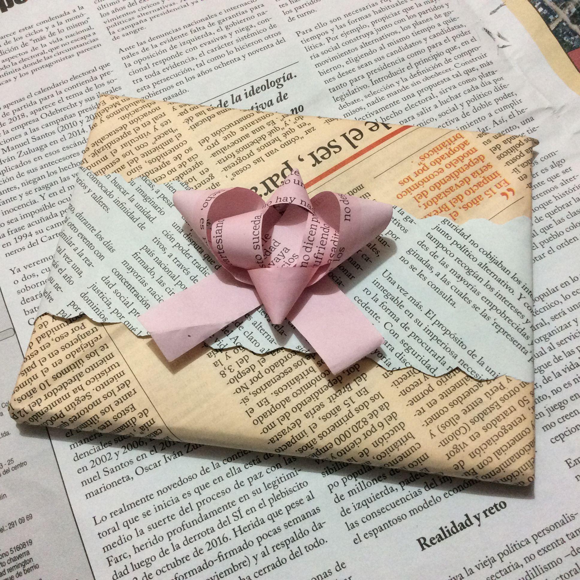 envoltorio periódico