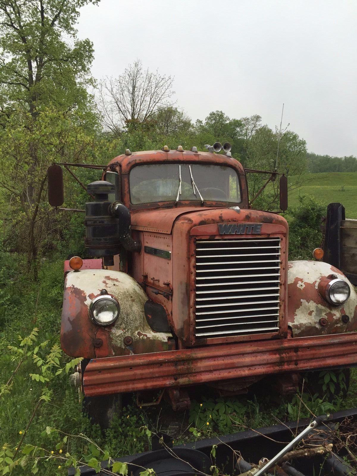 1964 Freightliner 9064td Truck For Sale Freightliner Old Trucks Vintage Trucks