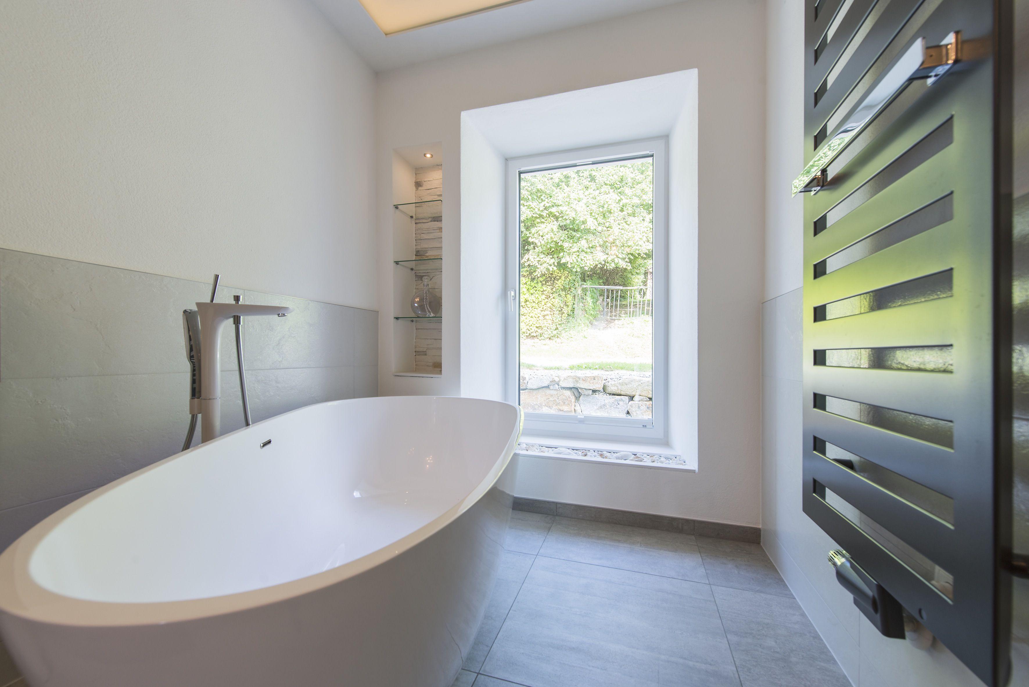 A bathtub forms part of every dream house. Plastic/Aluminium window ...