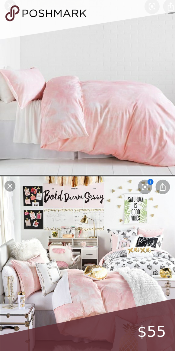 Dormify Pink Duvet Cover Pink Duvet Cover Pink Duvet Bed Duvet Covers