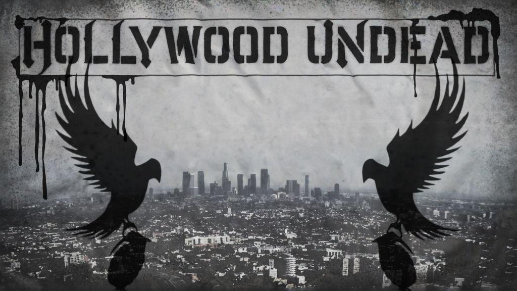 Hu City Hollywood Undead Undead Hollywood