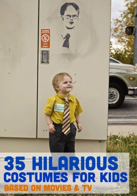 Looking for a hilarious Halloween costume for your kid? Check out these TV and movie & The Most Awesome Halloween Costumes For Kids Based on Movies and ...