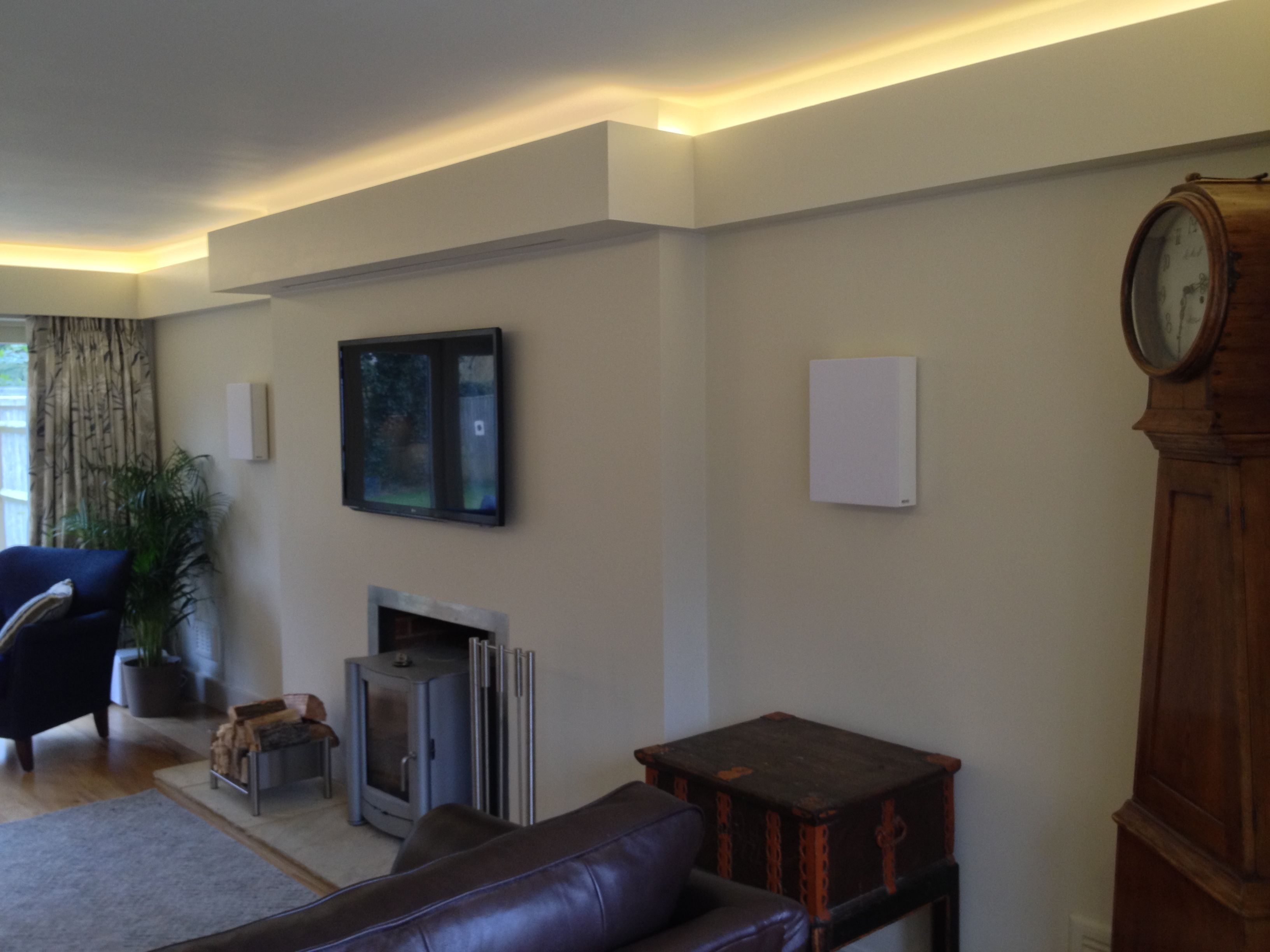 Amazing effect created with LED strip lights - supplied by LED Hut u0026 used with Rako & Amazing effect created with LED strip lights - supplied by LED Hut ...
