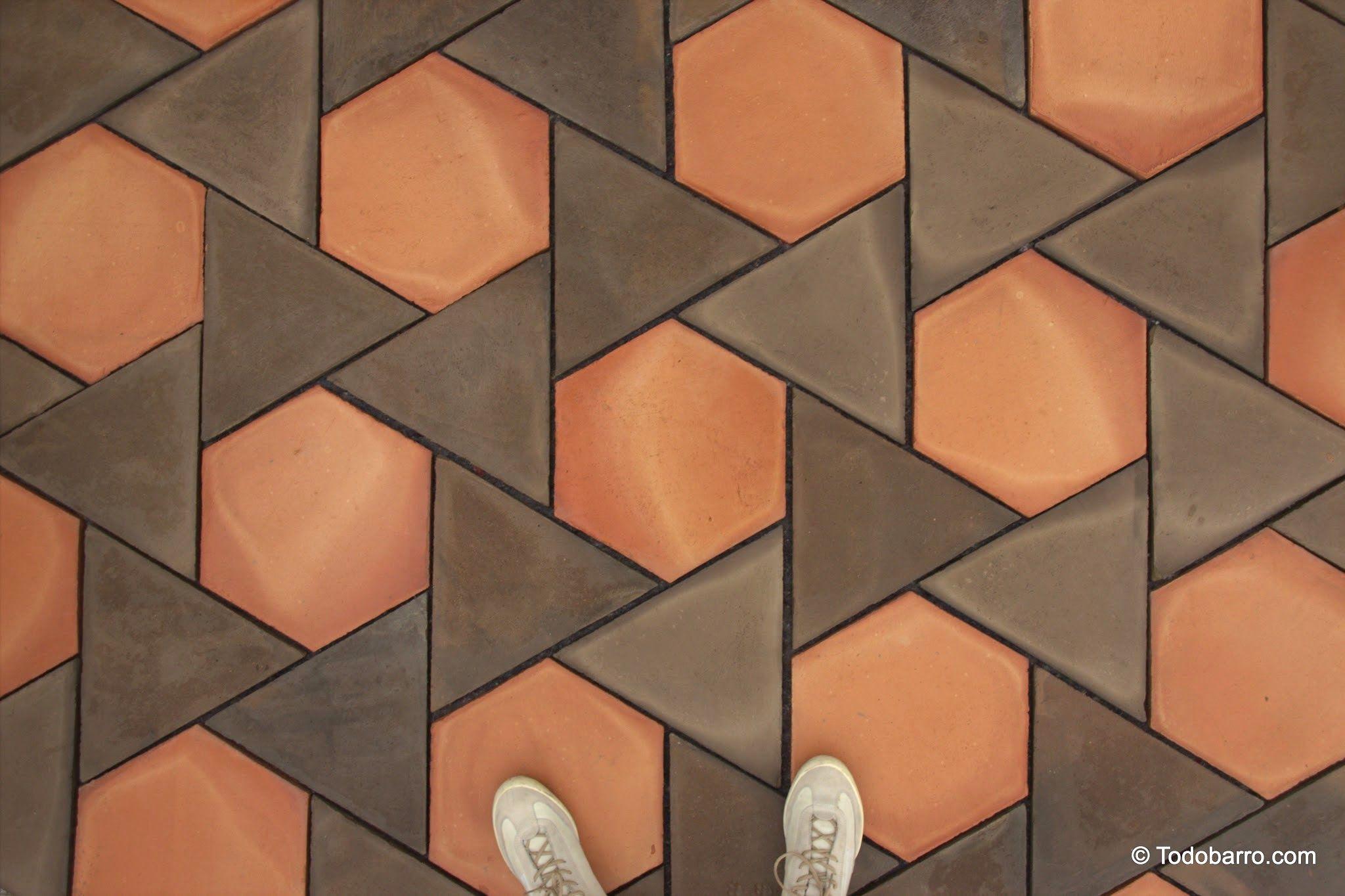 Teselado girasol spanish revival architecture terracotta floor teselado girasol spanish revival architecture terracotta floor tiles dailygadgetfo Choice Image