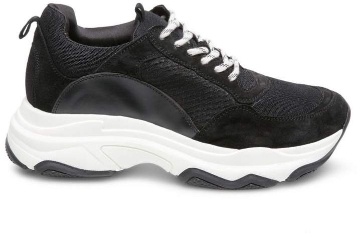 3f053bbc36d Steve Madden Stevemadden RUSSELL BLACK | Products | Black, Sneakers ...