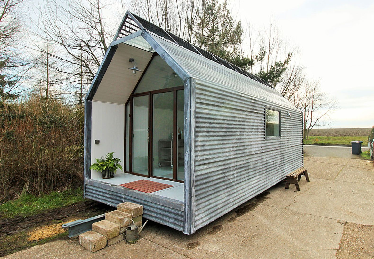 Home Design Interesting Mobile Home Designs For You Modern Style - Modern mobile home design