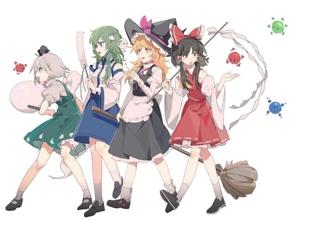anime おしゃれまとめの人気アイデア pinterest heslos 病みイラスト イラスト 東方 キャラ