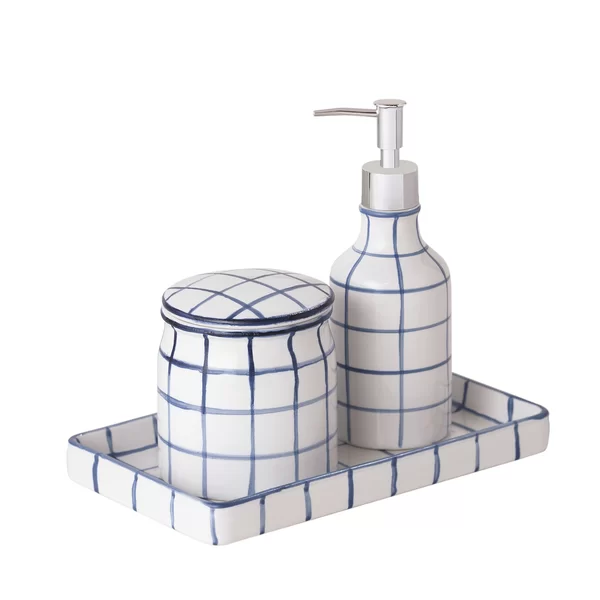 Phenomenon 3 Piece Bathroom Accessory Set Bath Accessories Set Bathroom Accessories Sets Bathroom Accessories