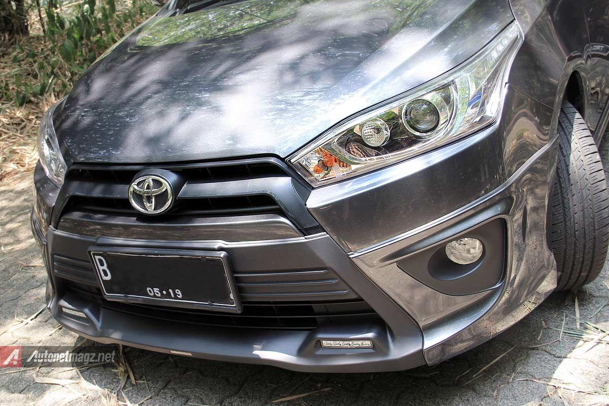 Modifikasi Lampu Depan Mobil Yaris Lampu Modifikasi Mobil Kendaraan