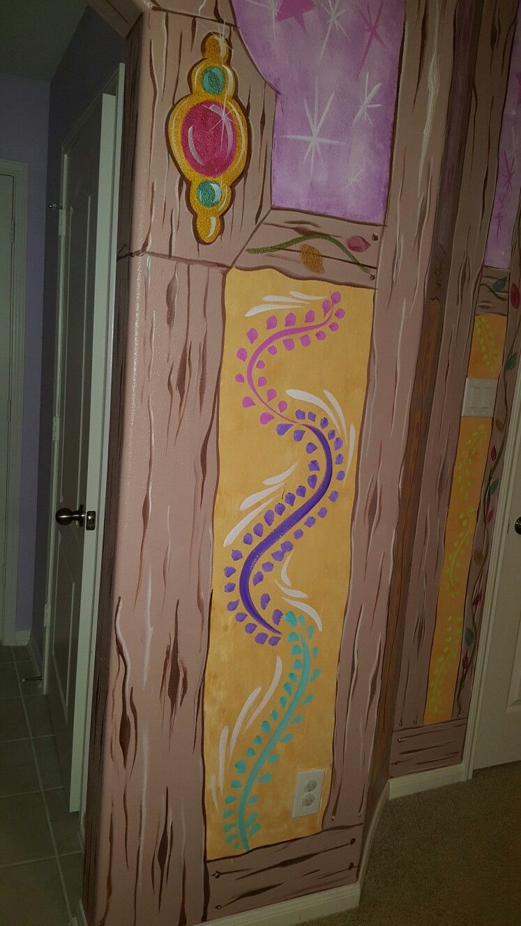 tangled girls bedroom tangle inspired design we wanted to stay tangle inspired design we wanted to stay away from princess and castle
