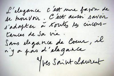 Citation De Yves Saint Laurent Citation Mode Citation