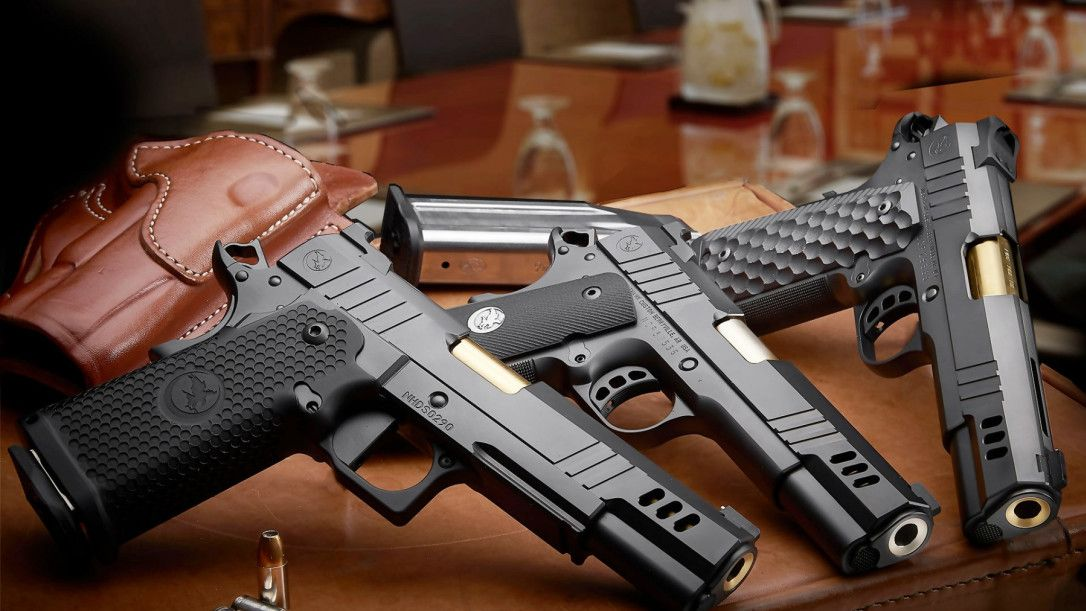 CONCEALED CARRY CLASSICS Guns, Pistol, Concealed carry