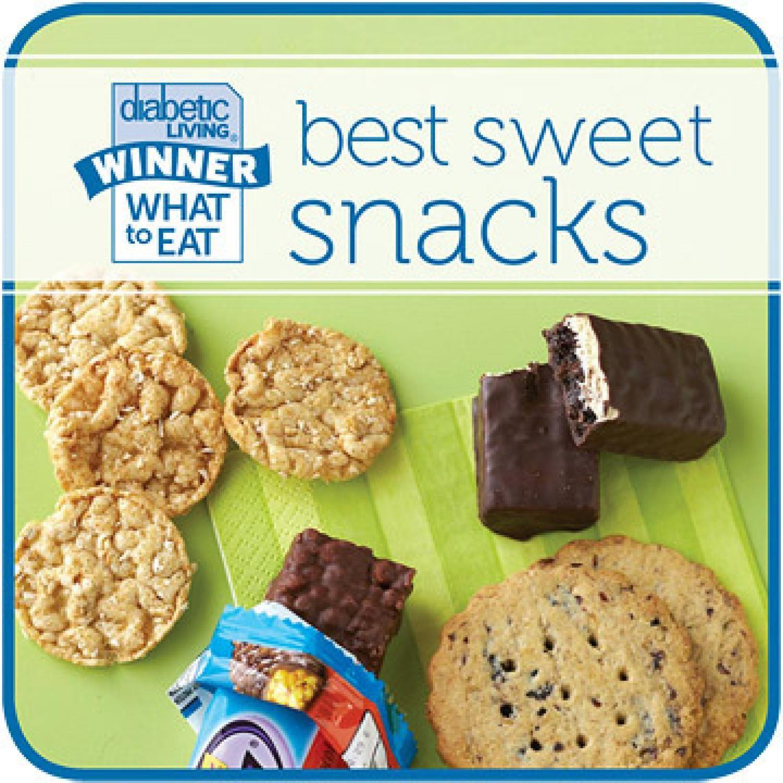 What to Eat with Diabetes: Best Sweet Diabetic Snacks ...