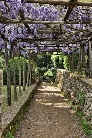 Image result for free standing pergola from branches