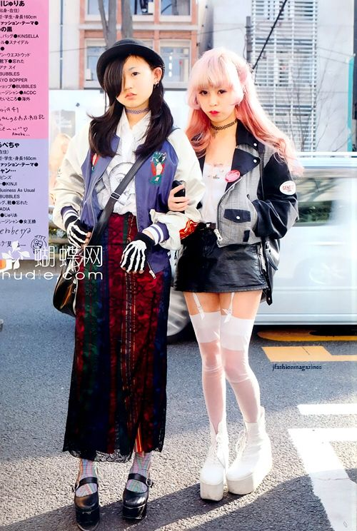 Japanese Street Fashion Cr Google Japanese Street