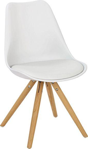 Stuhl Weiß Eiche bei mömax günstig online bestellen _SAJAT - schlafzimmer günstig online