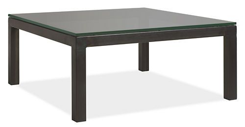Parsons Cocktail Tables - Cocktail Tables - Living - Room & Board