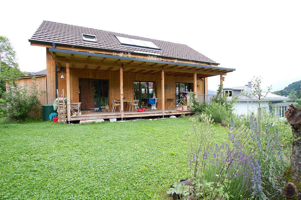 Holzhaus in Spiez Holzhaus, Haus, Objekt
