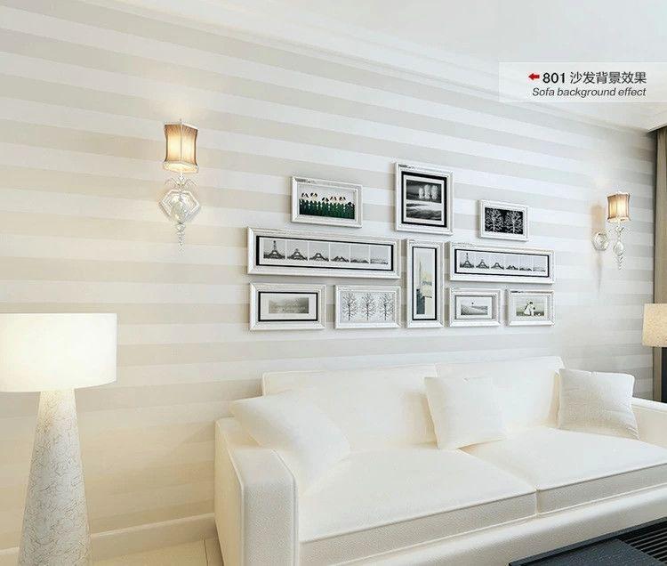 papel pintado a rayas papel tapiz barato empapelado moderno fondos de fondo de pantalla paredes tv papel pintado rayas anchas madera - Papel Pintado Rayas Horizontales