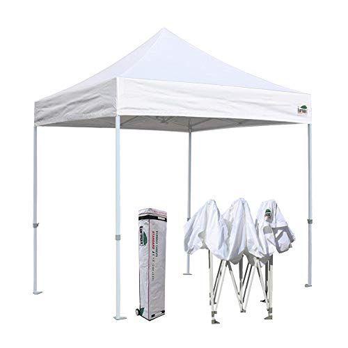 Eurmax 8x8 Feet Ez Pop Up Canopy Outdoor Canopies Instan