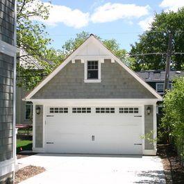 Backyard · Detached Garage Design ...