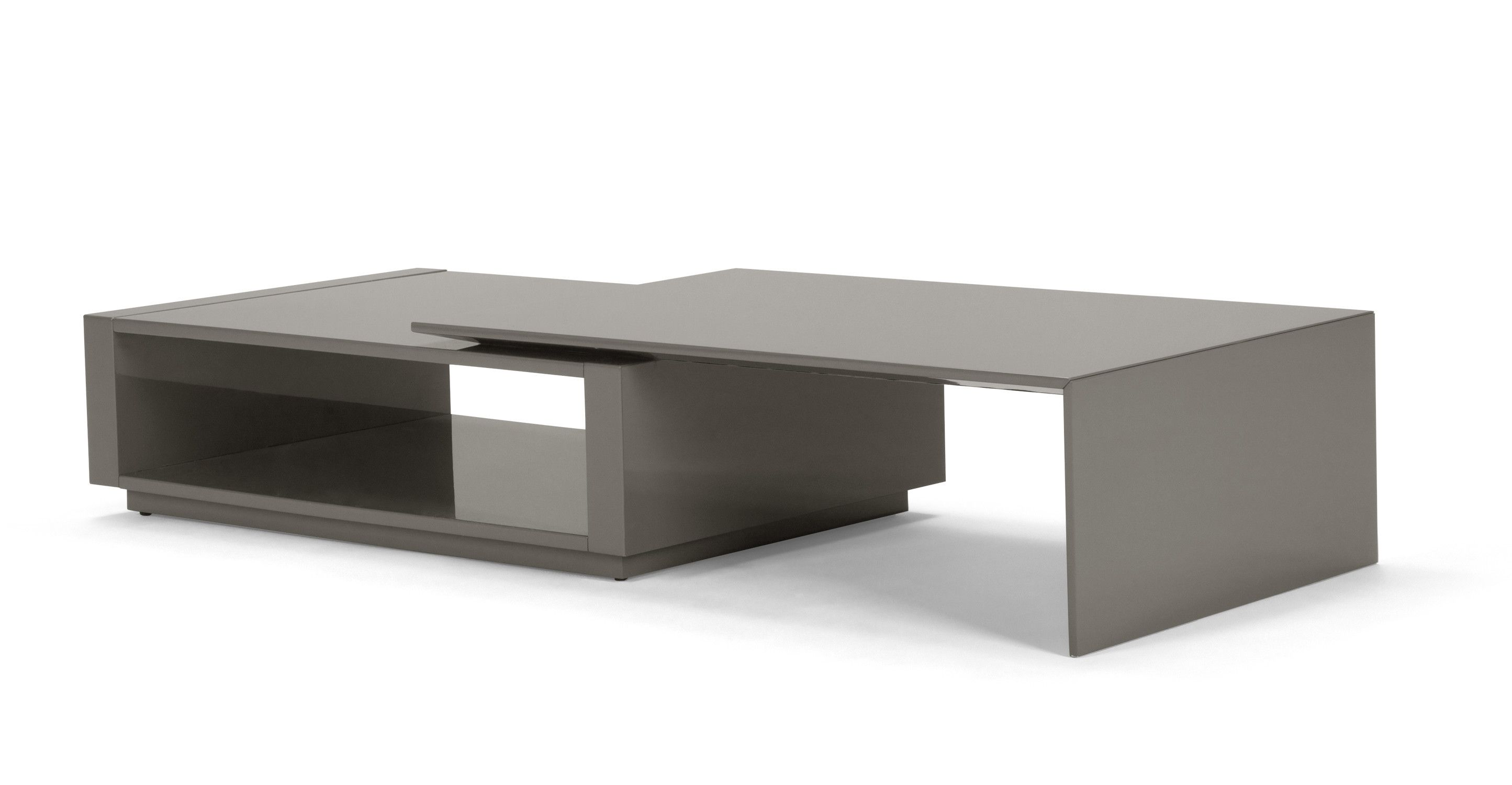 - Bramante Extending Coffee Table, Grey Coffee Table, Coffee Table