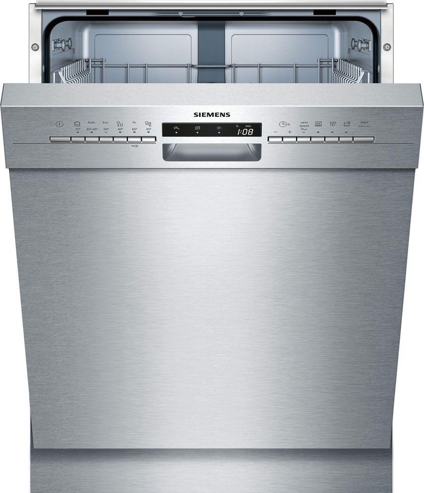 B Ware   Siemens IQ300 SN436S04AE UnterbaugeschirrspÃler   A   258 KWh Jahr