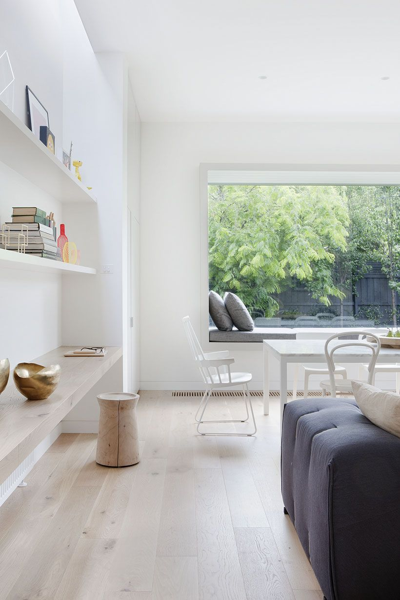 Oct 29 Home Tour | Architectural services, Corner and White wood