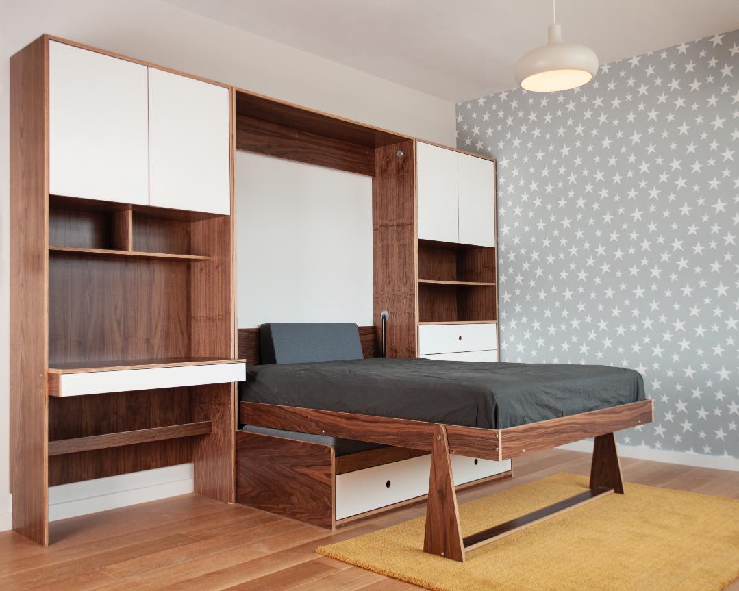 20++ Hidden murphy bed bookcase wall unit trends