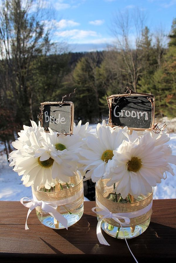 Wedding Decorations Using Mason Jars 137 Creative Things You Didn't Know You Could Do With Mason Jars