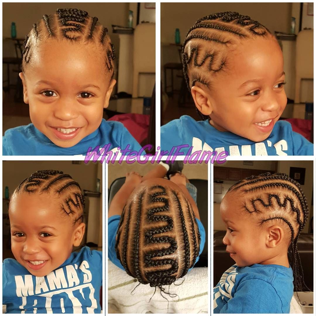 Hooked My Boy Up Whitegirlflame Msflavascreations Kidsbraids Braids For Boys Boy Braids Hairstyles Boy Hairstyles