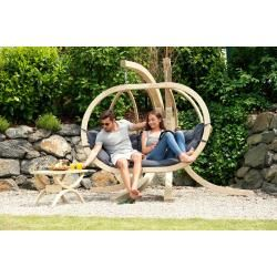 Photo of Amazonas Globo Royal Chair hanging chair Taupe Without Amazonas frame