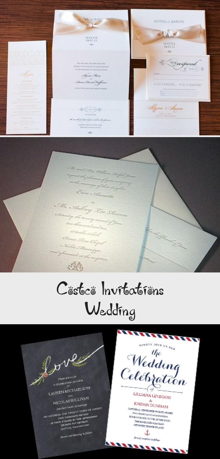 Costco Invitations Wedding #ArtigosdePapelariaparaCasamento