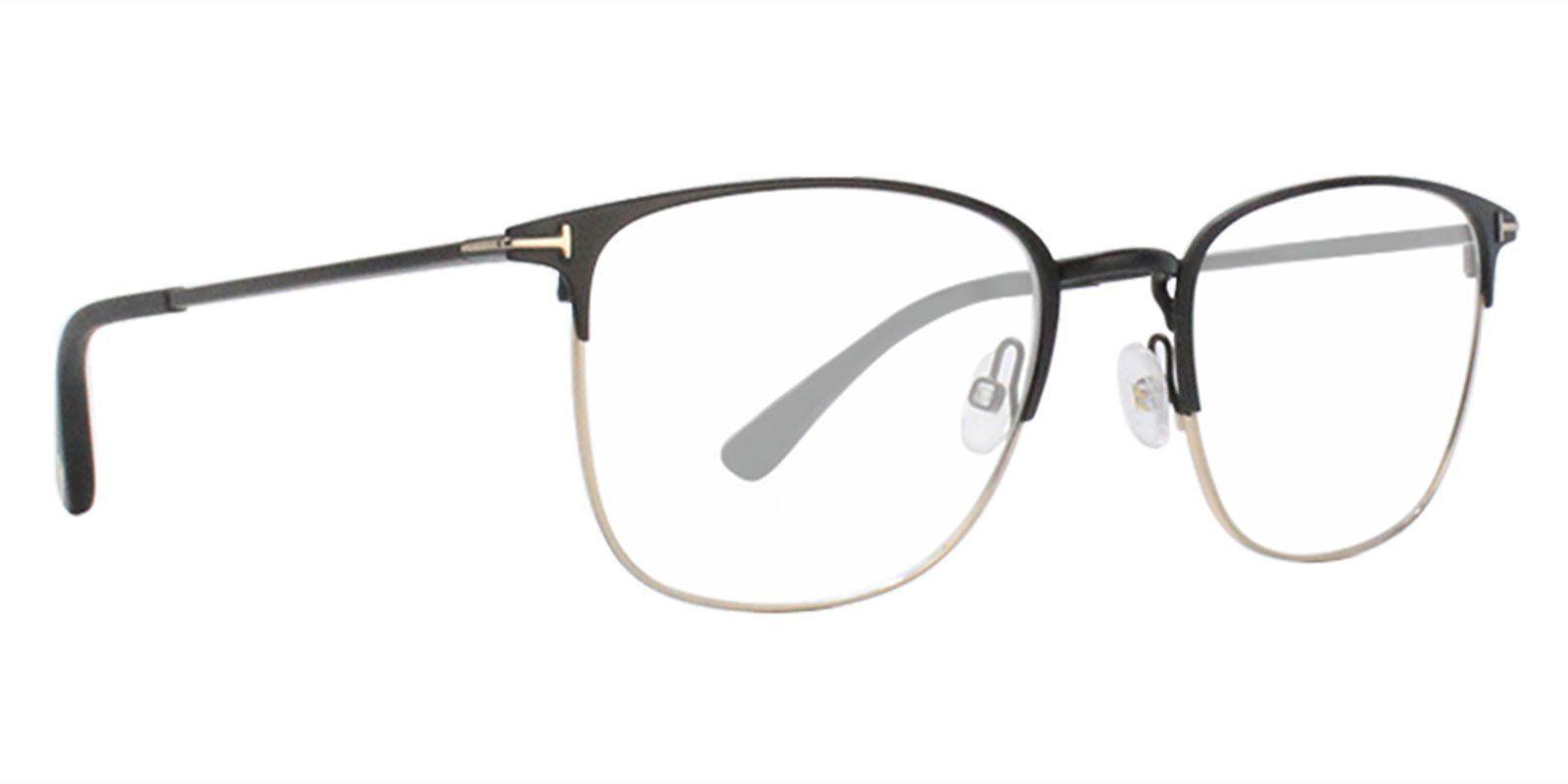 d3c52fcb5635 Tom Ford - FT5453 Black-eyeglasses-Designer Eyes
