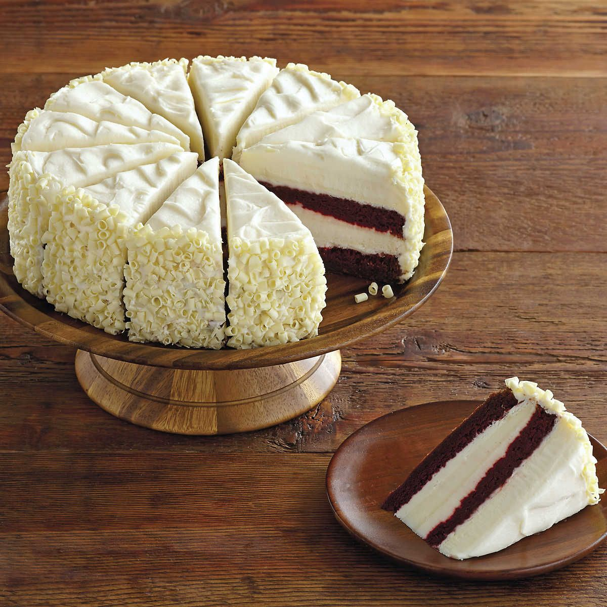 The Cheesecake Factory Ultimate Red Velvet
