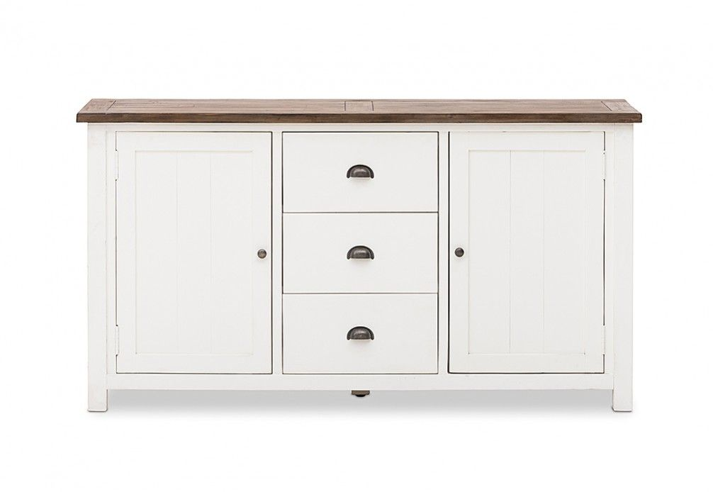 detailed look 0edf4 234b1 Brighton 2 Door 3 Drawer Buffet | Super Amart | New house ...