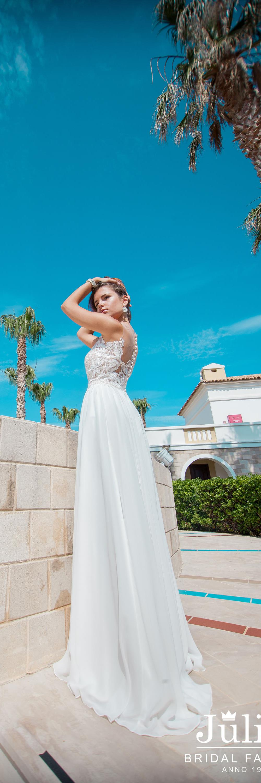 New collection wedding wears bridal designer julija bridal