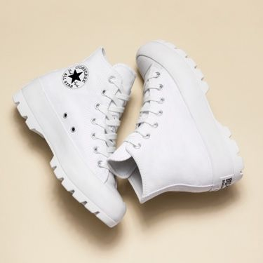 Chuck Taylor All Star Lugged Womens High Top Shoe